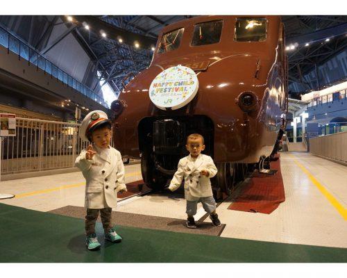 でんしゃ×かぞくのみらい=親子で楽しむ鉄道体験♪JR東日本の子育て支援事業「ハピ☆チャ」ブースにおいでよ!写真