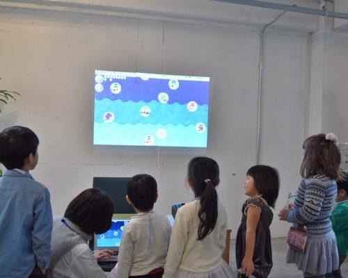 ビスケット ミニプログラミング教室(ギフテ!PARK)写真