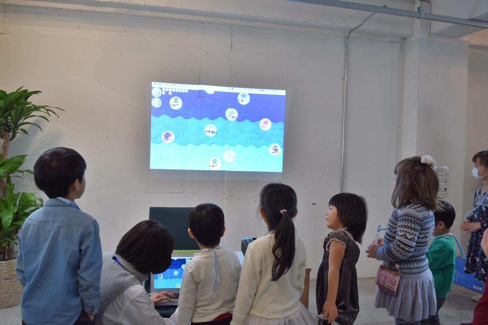 ビスケット ミニプログラミング教室(Gifte! PARK)写真