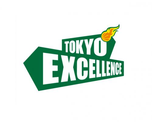 東京エクセレンス選手とふれあいバスケットボール体験写真