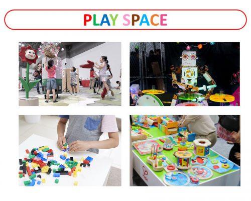想像×工夫/ ひらめきながら遊べる「PLAY SPACE」で、五感に刺激をうけちゃおう★写真