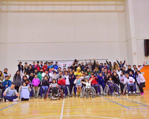 「2020年の先、パラスポーツを子供達に届けるために」パラスポーツをご紹介!写真