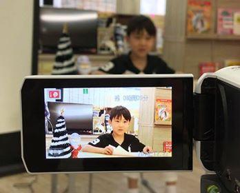 YouTuber になりたい子ども達集まれ! アナウンサーが教える「伝える力」写真
