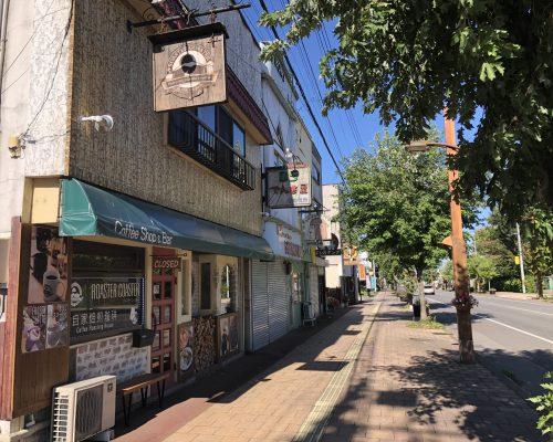 ラジオNIKKEI「知る人ぞ知る北海道東川町 あこがれのライフスタイルを、現地在住に聞いてみよう」写真