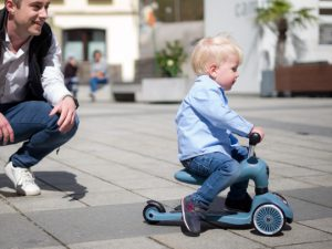 1歳のお子様から楽しめるキッズスクーター スクート&ライド試乗コーナーサムネイル